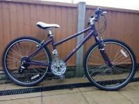 """Pendleton brooke hybrid 16"""" ladies bike tottally unused"""