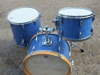 AJAX / Stratford Besson Vintage 4 Piece Drum Kit