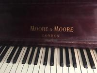 Moore & Moore London Piano
