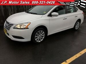 2015 Nissan Sentra S, Automatic