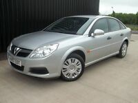 2007 Vauxhall Vectra 1.8 i VVT Life 5dr May PX