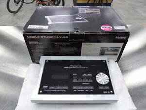 Interface d'enregistrement Roland Mobile Studio Canvas SD-50