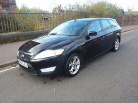 FORD MONDEO 1.8 TDCI DIESEL ESTATE CAR NEW MODEL MOTD SEPT 2017