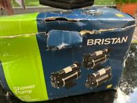 BRISTAN 2.0 TWIN ENDED SHOWER PUMP