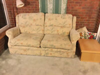 Alstons Lavenham 3 Seater Sofa Bed, mattress never used and in original wrapping