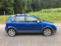 2005 Volkswagen Polo Dune 1.4 Tdi 74k Scarce Car