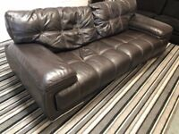 Sofology Sofa Italian leather used very comfy