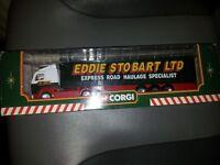 CORGI EDDIE STOBART LORRY BRAND NEW IN BOX
