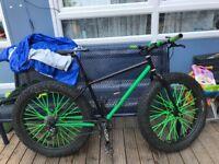 Surly 'wednesday' fat bike