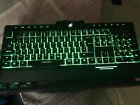 Gaming Keyboard (REDUCED PRICE)