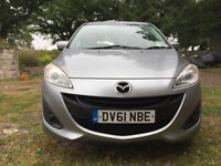 2011 Mazda 5 TS 7 seater. FSH 66k miles. Excellent condition. 10 months MOT