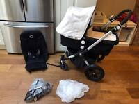 BUGABOO CHAMELEON 3 - Off white and black
