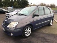 Renault Megane Scenic 1.6 5 DOOR LEFT HAND DRIVE (blue) 2003