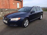 Mint 2013 Volvo V70 2.0 D3 ES 5DR estate (start stop) trade in considered, credit cards accepted