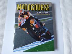 Motocourse Annual 2011 - 2012 36 Year (ex cond)