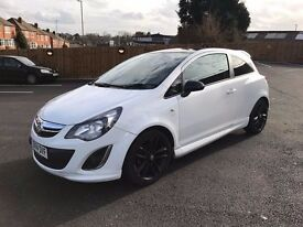 Vauxhall Corsa | Limited Edition | 3 Door Hatchback | 2014