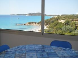 SARDINIA HOLIDAY RENT APPARTAMENT SEA VIEW- VIALLASIMIUS