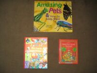 3 Colourful Books for Children - Please see details for prices