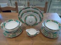 Meakin Dinner Service Set Crockery