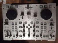 Hercules DJ Mixing USB Console RMX