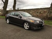2008/08 Honda Accord i-DTEC EX GT saloon – low mileage, excellent condition, FHSH