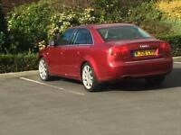 2006 Audi A4 2.0 TDI S-Line Leather Seats FSH 2 Keys!