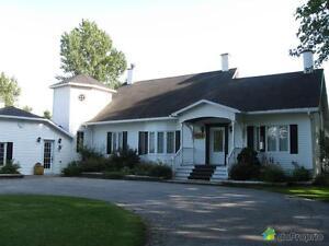 335 000$ - Maison à un étage et demi à vendre à St-Hyacinthe