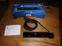 PS4 Camera (Can Delivery If Local) Mint