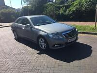 MERCEDES E350 CDi blueEFFICIENCY AVANTGARDE!! ONLY 27000 MILES!!