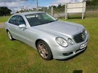 07 Mercedes 220 cdi auto