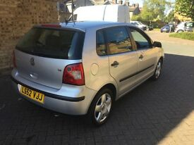 Volkswagen polo s 1.4 bargain new clutch and new belt fitted last week