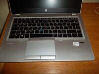 Laptop *** HP EliteBook Folio 9470m Intel i5 3427u 1.80 GHz 8 GB RAM 500 GB HDD & Webcam