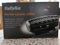 Babyliss Thermo-ceramic hair rollers