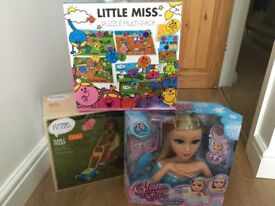 Childrens Xmas gifts age 3+