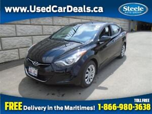 2013 Hyundai Elantra GL Fully Equipped Htd Seats Cruise