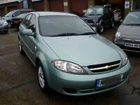 Chevrolet lacetti 2005 1.6 manual 1y. MOT