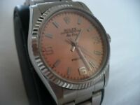 Rolex AirKing. 36mm. Stainless Steel