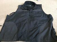 Men's golfing gillet XL