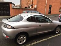 1999 Ford Puma Silver 1.7 170,00 miles MOT April 2018 - open to reasonable offers