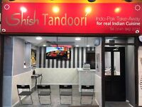 Indo-Pak takeaway business for sale - GREAT OPPORTUNITY