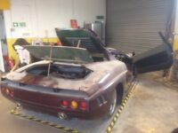 Lamborghini Veleno kit car project