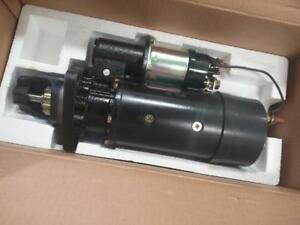 Brand New 42MT Starter 24 Volt CW - 11 Tooth