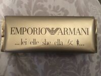 Armani she 100mls new and sealed genuine