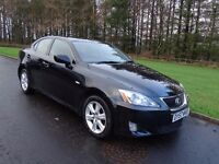 Lexus IS220d, Low mileage