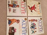 My Alfie collection by Shirley Hughes - brand new UNUSED