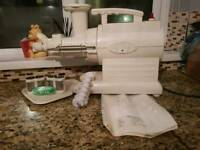 Green star juice extractor like new juicer