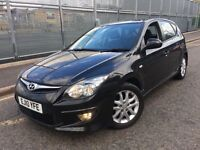 HYUNDAI i30 COMFORT1.6 = AUTOMATIC = VERY LOW MILEAGE = £2850 ONLY =