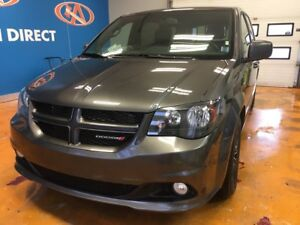 2017 Dodge Grand Caravan GT GT!  STOW N' GO/ POWER DOORS/ HEA...