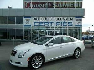 2016 Cadillac XTS Luxury AWD+CUIR CLIMATISE+TOIT OUVRANT+++