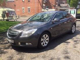 VAUXHALL INSIGNIA SRI CDTI 2011 HPI CLEAR TWO KEYS LONG MOT FULL HISTORY!